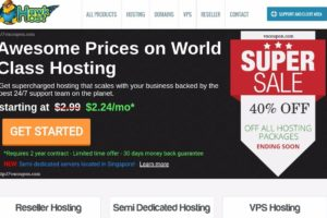 Hawk Host Coupons – Up to 40% OFF Web Hosting for March 2018