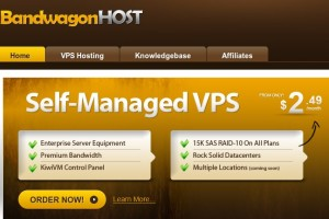 Bandwagon Host – offer VPS Plans from $11.99 USD Annually – more Storage & Bandwidth in Phoenix