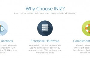INIZ launch of KVM service – Special plans includes DDOS protection