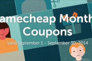 Namecheap – Coupon and Promo codes on September 2014