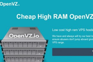 OpenVZ.IO – INIZ New Brand – Cheap High RAM OpenVZ VPS Hosting