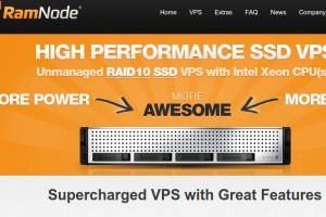 RamNode – 10% Off All OpenVZ & KVM VPS Plans in 5 locations