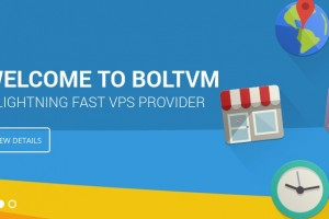 BoltVM's – Lightning VPS Hosting Lifetime Offer