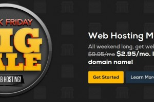 [Black Friday 2014] Dreamhost – 75% Web Hosting Discount + Free Domain