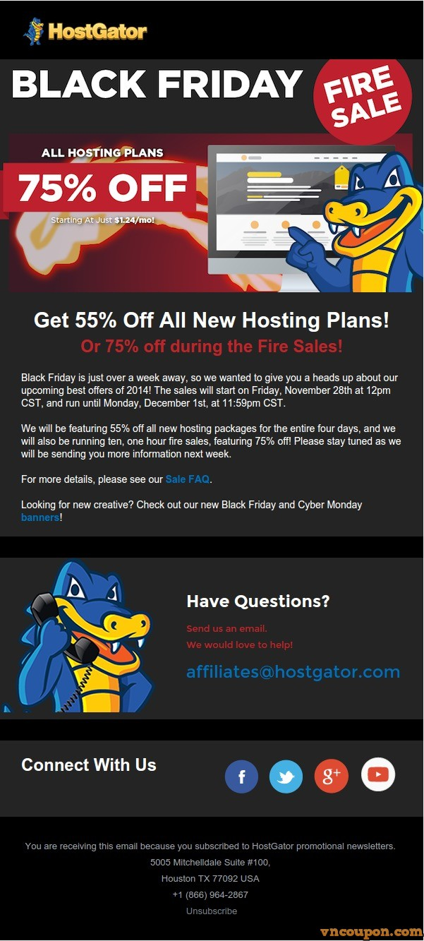 hostgator-black-friday-2014-email-promo-offer