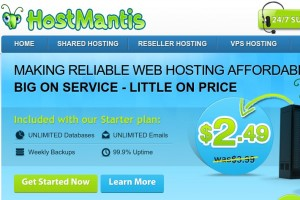 HostMantis – 70% Off Shared Hosting – New Singapore Location