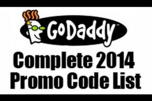 Godaddy – Coupon & Promo Codes December 2014