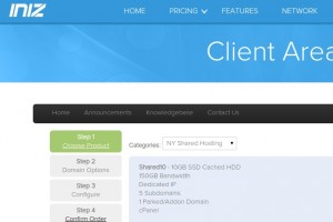 INIZ – cPanel Shared Hosting from $7.50/Yr – Free Dedicated IP