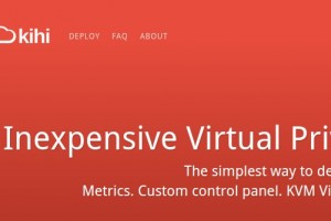 Kihi Hosting – Deploy KVM VPS Hosting from $4/month – Canada Location