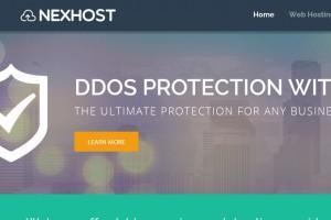 NexHost – $5.50 1GB KVM VPS – DDoS Protected – Custom ISO