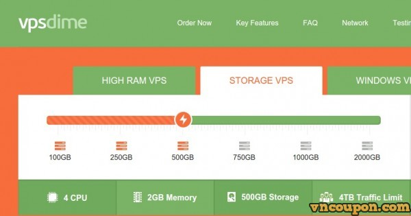 VPSDime Special Offer – 6GB RAM/ 30GB SSD VPS only $5/mo