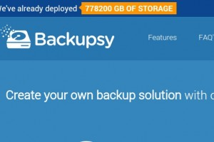 Backupsy – 100GB HDD Storage KVM VPS only $40.00 Annually