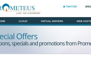 Prometeus Special Offers – 50% Off VPS – recurring discount