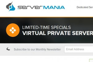 ServerMania Special Offer – 2GB RAM OpenVZ VPS only $48/year