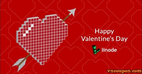 [Valentine's Day 2015] Linode – get $20 promo for new sign up