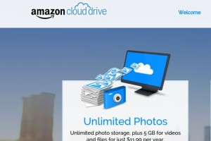 Amazon Cloud Drive launches Unlimited Cloud Storage from $11.99 per year