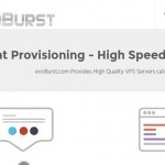 EvoBurst Solutions – Resource Pool Offers from 1GB RAM $15.00 Per YEAR