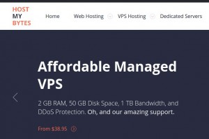 [Weekend Sale] HostMyBytes – 25% Off Web Hosting, VPS and Dedicated Servers