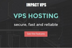 Impact VPS – 41% Off Recurring discount Cloud VPS, VDR