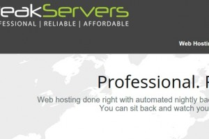 [Expired] PeakServers – Web Hosting only $0.01 for First year