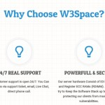W3Space – offering 50% Recurring Discount – $6.98/mo for 2GB RAM KVM VPS