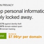 Godaddy Domain Privacy – 1$/Year Private Registration Coupon