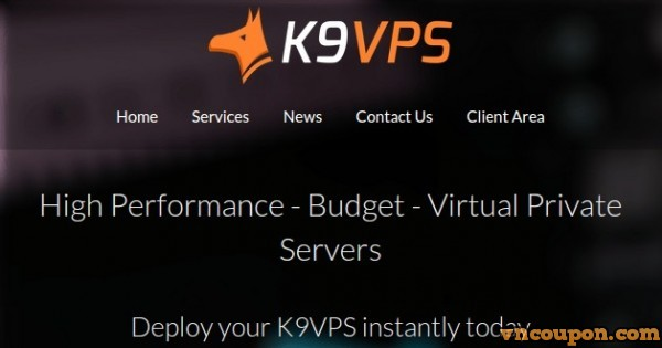 K9VPS offer 256MB OpenVZ VPS for $10/year in Los Angeles