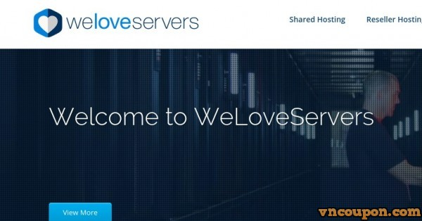 WeLoveServers expand to UK – 30% off Windows VPS