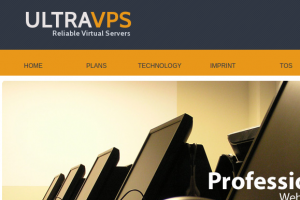UltraVPS.eu – KVM VPS with SAS storage starting from 2EUR/month in Amsterdam, Düsseldorf, Dallas, Los Angeles