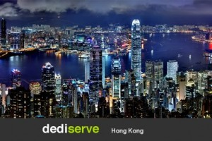 Dediserve expands to Hong Kong, Asia – 50% Recurring Cloud VPS