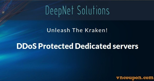 DeepNet Solutions –  Now in Dallas, USA! Awesome VPS promotion