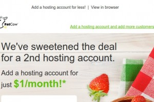 Fatcow Offer – Another website for $1/month!