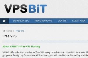 VPSBit.com – Free EU Xen VPS with 512MB RAM
