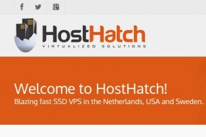 HostHatch – SSD VPS in Hong Kong, Asia from $2.50 USD per month
