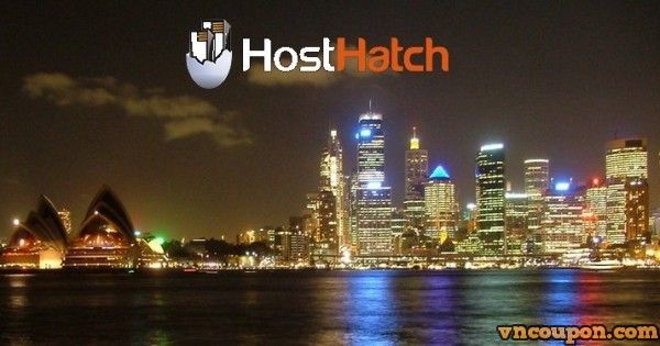 HostHatch – Sydney SSD VPS now available!