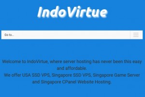IndoVirtue – Cheap Singapore cPanel Web Hosting & VPS Hosting from $9/Year