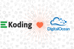 DigitalOcean are giving $20 in free credit for Koding Users