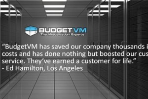 BudgetVM – Budget OpenVZ & Xen VPS starting at just $25 a year or $3.99 a month!