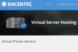 Dacentec – OpenVZ VPS from $1/month or $10/year for 512MB RAM
