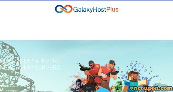 GalaxyHostPlus – Cheap Yearly VPS start from $16/Year for 1GB RAM in Germany & France