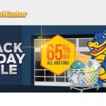 Black Friday & Cyber Monday 2015 –  HostGator 80% OFF for Web Hosting