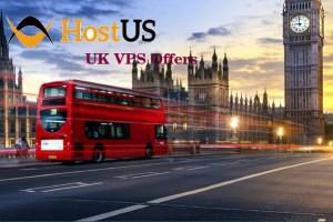HostUS – 768MB RAM $17/Yr – 2GB RAM $48/Yr UK VPS Special Offers – 10Gbps Network