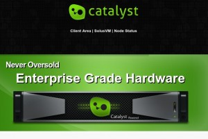 Catalyst Host restock Promo VPS 333TB Bandwidth only $12/Year
