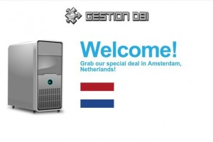 Gestion DBI – Launch of their new location in Amsterdam, Netherlands! Special Deal