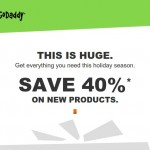 Godady Holiday Huge Discount – Save 40% OFF on new products