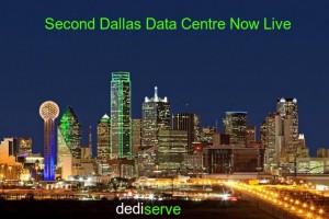 dediserve-second-dallas-data-centre-now-live