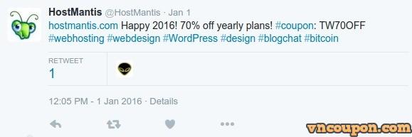 hostmantis-twitter-70-percen-off-vps-hosting