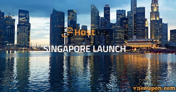 HostUS – New Singapore VPS Launch – Price from $25/year