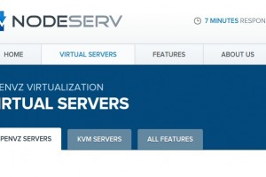 [Flash Sales] NodeServ – Special OpenVZ VPS 512MB RAM/ 100GB HDD/ $13 USD per Year