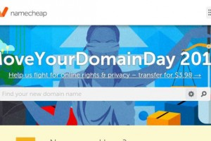 [MoveYourDomainDay 2016] Namecheap – Domain Transfer only $3.98